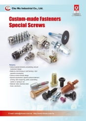 Special screws / custom made fasteners