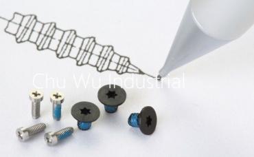 CD vein for micro screws