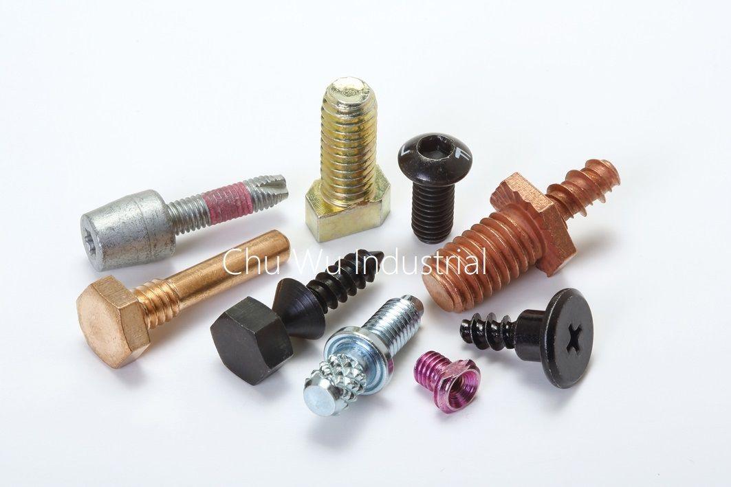 Special screws / custom made fasteners