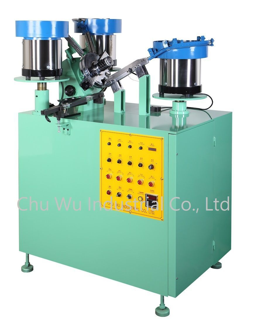 AS4AS6 screw and washer assembly machine